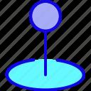 gps, location, marker, navigation, pin, time, timer