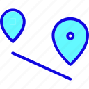 direction, gps, location, marker, navigation, pin, pointer