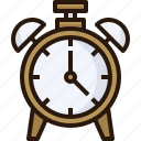 timetable, alarm, schedule, clock, date, time icon