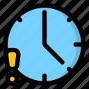 alarm, date, reminder icon