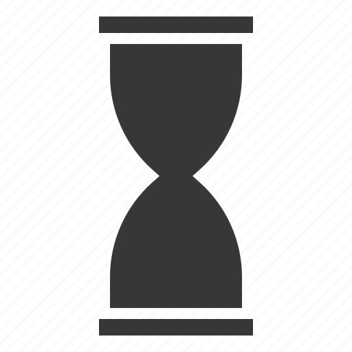 Clock, hourglass, time, timer icon - Download on Iconfinder