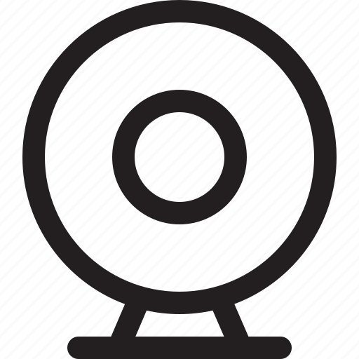 camera, web icon