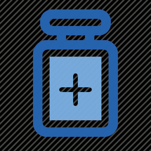 drugs, health, jar, medical, medicine, pills, treatment icon