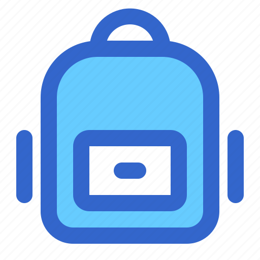 bag, case, education, purse, school, student icon