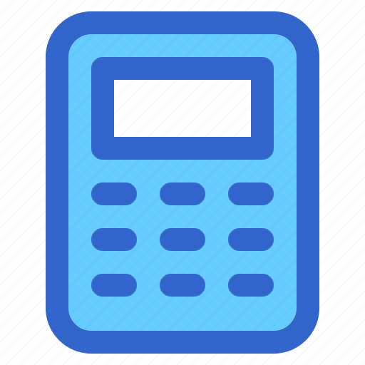 calculate, calculator, education, math, mathematic, school, student icon