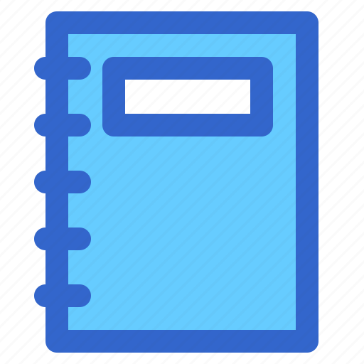 book, education, note, pad, school, student, writing icon