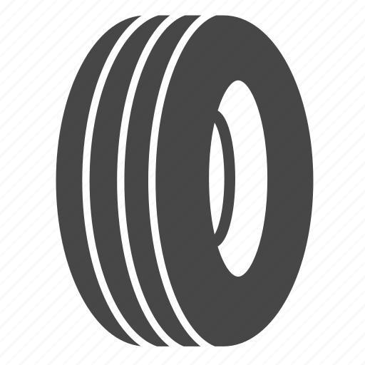 part, spare wheel, tire, tyre, wheel icon