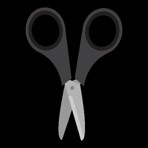 cut, education, opened, school, scissor icon