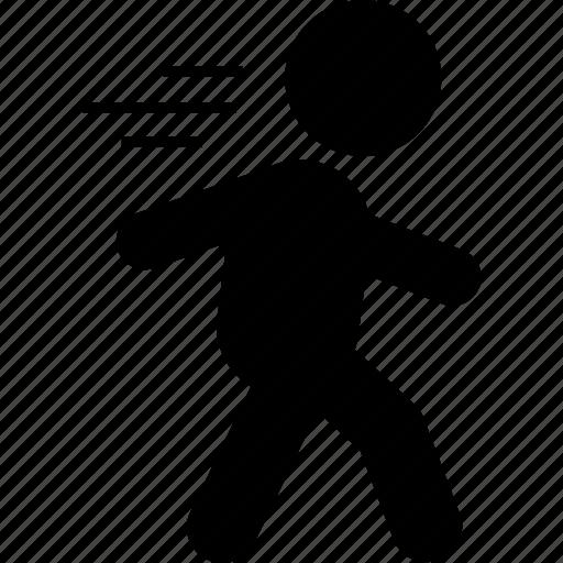 child, kid, run, running, toddler, walk, walking icon