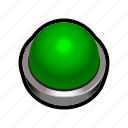 answer, green, press, quiz, right, toggle icon
