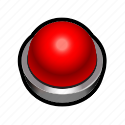 alert, answer, quiz, red, toggle icon