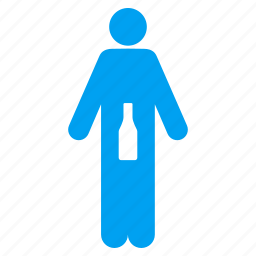bathroom, gentleman restroom, lavatory, male, man wc, sanitary, unisex toilet icon