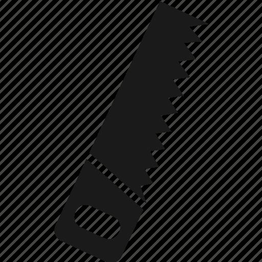 design, saw, tool, work icon