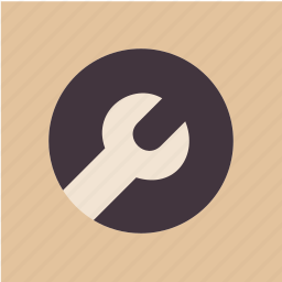 settings, tool, work, wrench icon