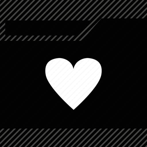 document, documents, favorite, folder, love icon