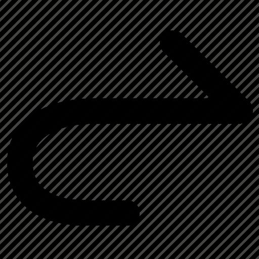 forward, next, redo icon