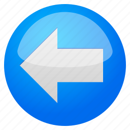 arrow, arrows, back, history, left, previous, undo icon