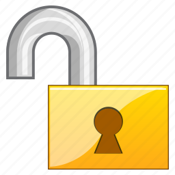 access, close, code, key, lock, locked, login, open, padlock, password, private, protection, register, registration, registry, safe, safety, secret, secure, security, unlock icon