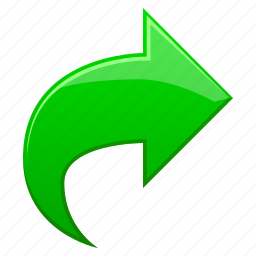 arrow, back, continue, forward, navigation, next, recycle, redo, refresh, reload, repeat, right, rotate, rotation, synchronize, update icon