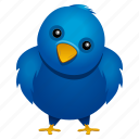 bird, communication, community, media, message, mobile, share, social, social media, tweet, twitter icon