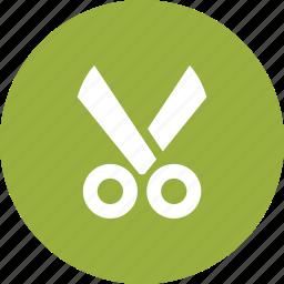clip, clippers, cut, edit, scissors, shears icon