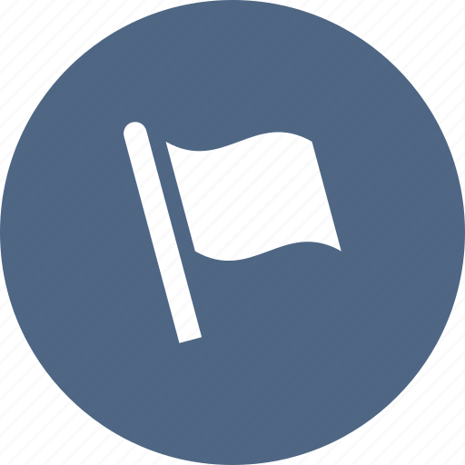 alert, banner, beginning, flag, important, location, start icon