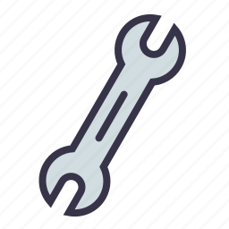 control, diy, job, repair, spanner, tool, wrench icon