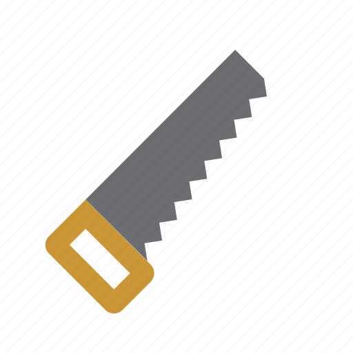 backsaw, crosscut, hand, home, improvement, saw, tool icon