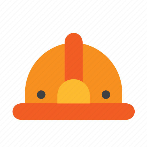 construction, hat, helmet, home, improvement, safety icon