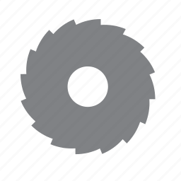 blade, chainsaw, circular, home, improvement, saw, tool icon