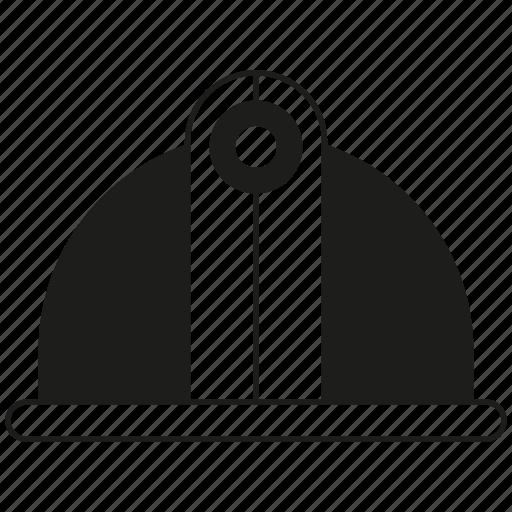 helmet, safety icon