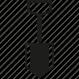dip, draw, ladle, scoop, shovel, tool icon