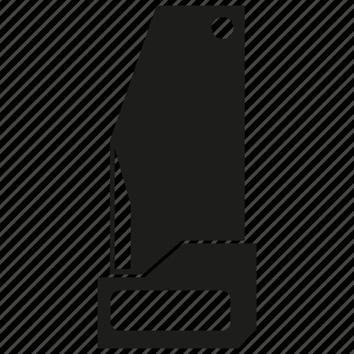 cutting, saw icon