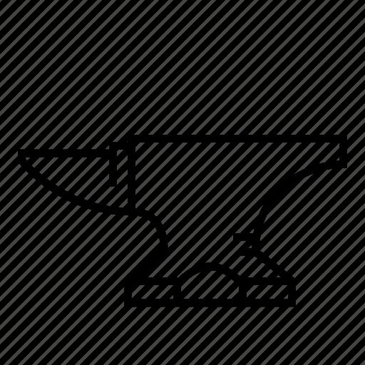 anvil, craft icon