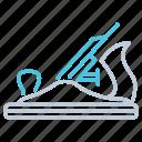 equipment, plane, plant tool, repair, tool icon