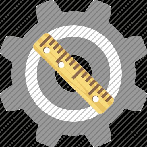 geometry, measure, mesure, ruler icon