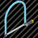centimeter, inches tape, measuring tape, meter stick, tapeline icon