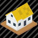 architecture, construction, home, house, hut icon