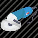 floor cleaning, floor grinding, floor polishing, rubbing machine, tile polishing icon