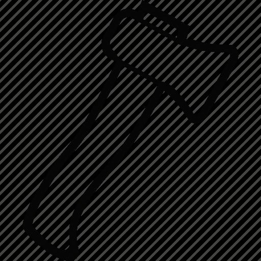 axe, hardware, hatchet, tools icon