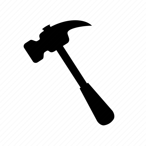 hammer, maintenance, mallet, repair, settings, tools icon