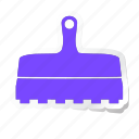 agriculture, brush, construction, tool, tools, work, working icon