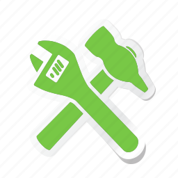 agriculture, construction, tool, tools, work, working icon