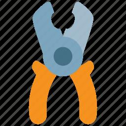 build, equipment, fix, pliers, plyer, repair, tools icon