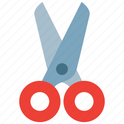 cut, cutting, equipment, paper, scissors, tool, tools icon