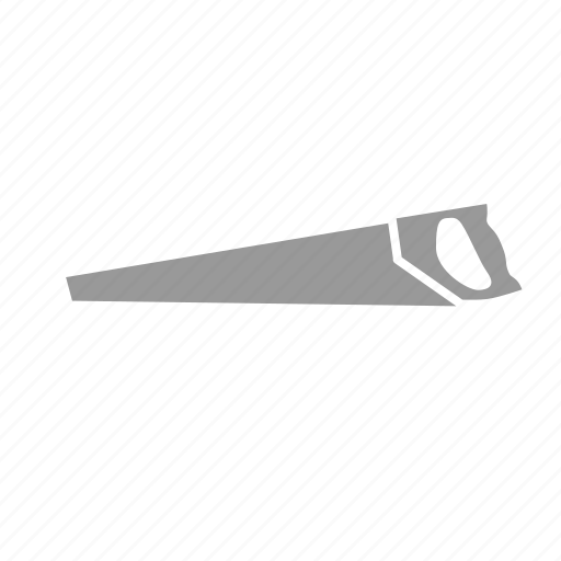 handsaw, saw icon