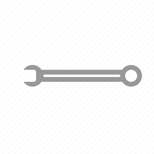 spanner, wrench icon