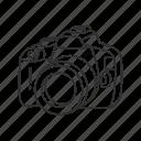 camera, dslr, lens, photography