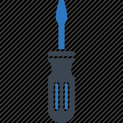 fix, repair, screwdriver, tool icon