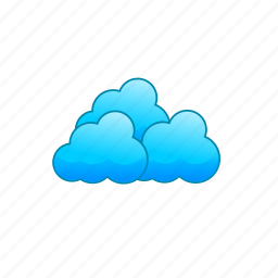 cloud, clouds, cloudy, rain, rainy clouds, weather icon